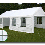 partytent 4x8 off