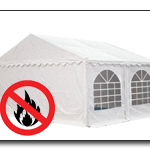 partytent 5x4 off
