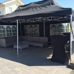 3x6 easy up partytent