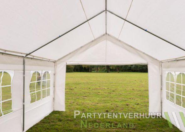 Partytent 4x6 meter binnenkant huren - Partytentverhuur Utrecht