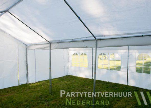 Partytent 6x6 meter binnenkant huren - Partytentverhuur Utrecht