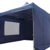 Blauwe 2x2 Easy up tent - Partytentverhuur Utrecht