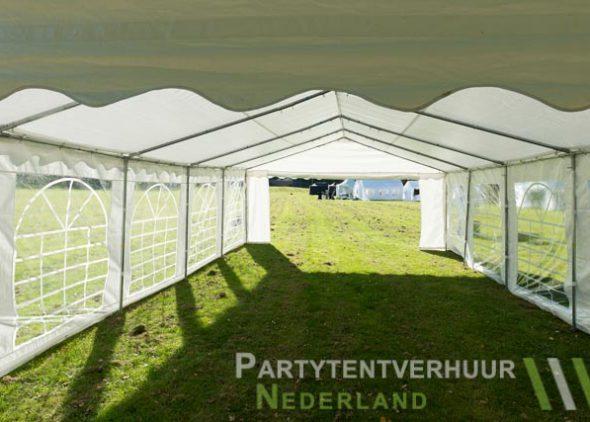 Partytent 5x10 meter binnenkant huren - Partytentverhuur Utrecht