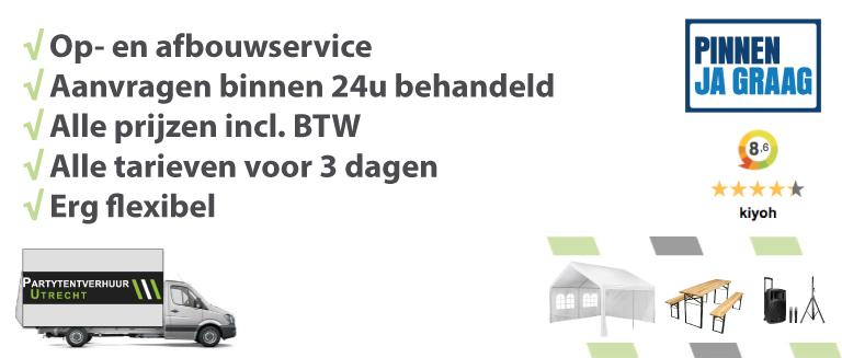 Partytentverhuur-Utrecht