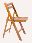 Vintage klapstoel huren Utrecht